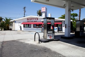S Gas Station