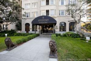 Sovereign Hotel Lobby