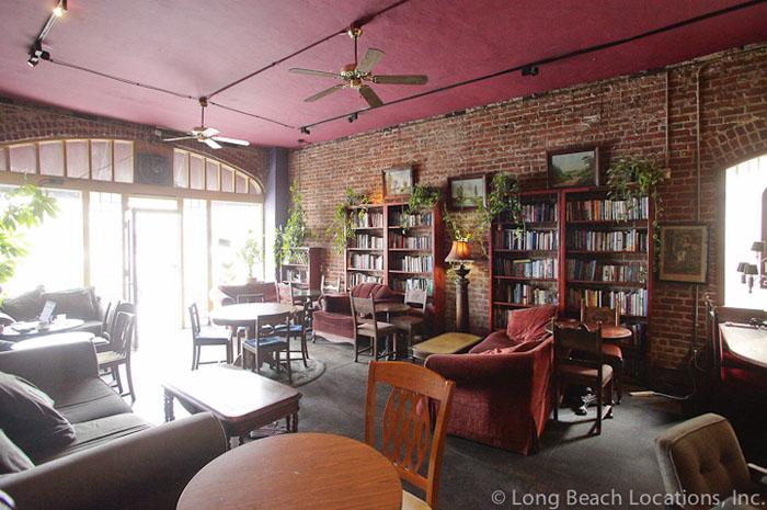 Long Beach The Library Coffee House Lesbian