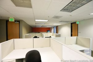 Suite 800  Cubicles & Office Space with Skyline Views